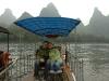 Li River Bootsfahrt